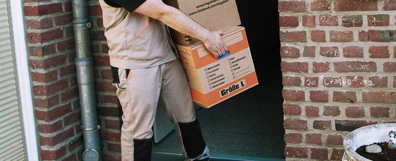 """Kleintransporte werden von unser Umzugsfirma """"Piraten Umzüge"""" durchgeführt"""
